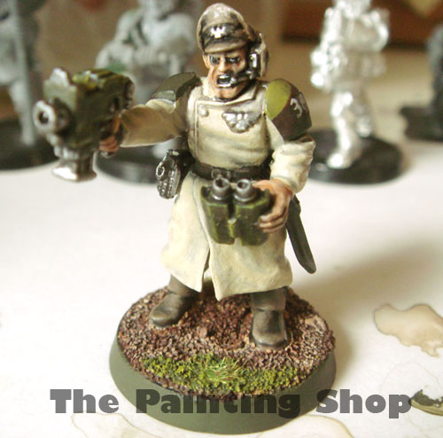 cadian commander