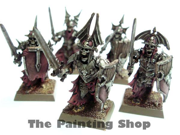 Vampire Count Grave Guard