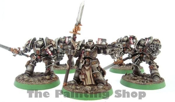 Grey Knights Terminators