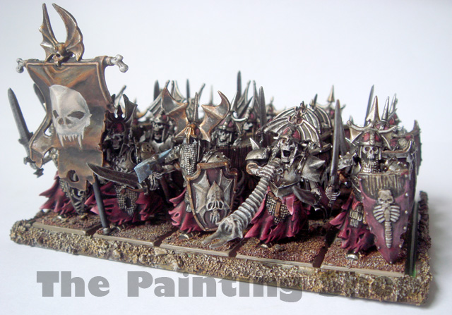 Vampire Count Grave Guards