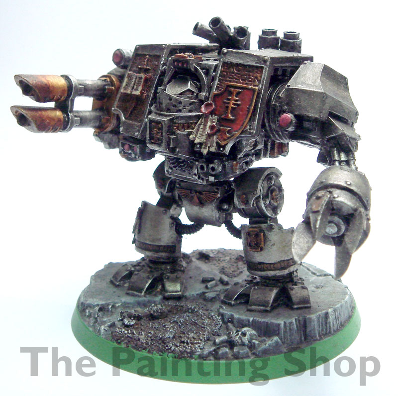 grey knight dreadnought