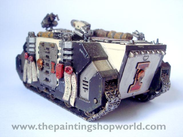 Daemonhunter Rhino Tank