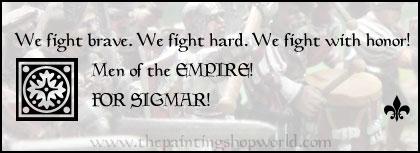 empire banner