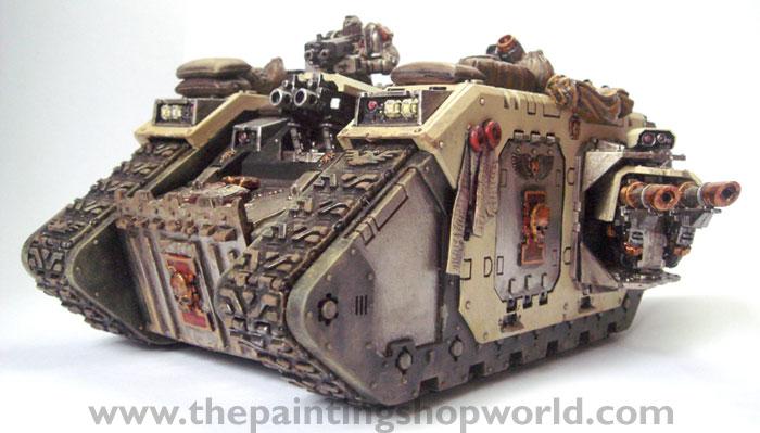 Daemonhunter Land Raider