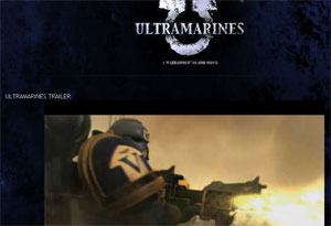 40k Ultramarine movie