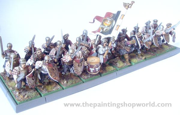 25 warhammer empire swordmen