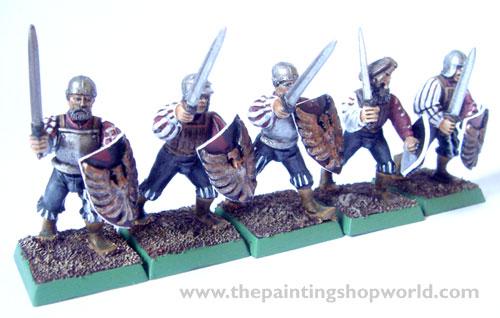 5 warhammer empire swordmen