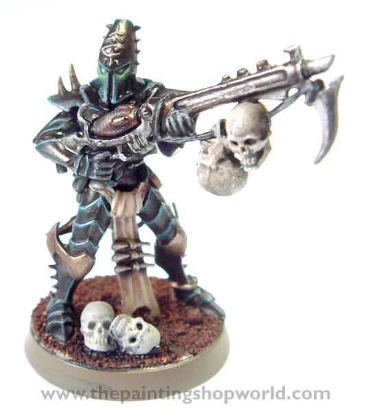 dark eldar kabalite warrior