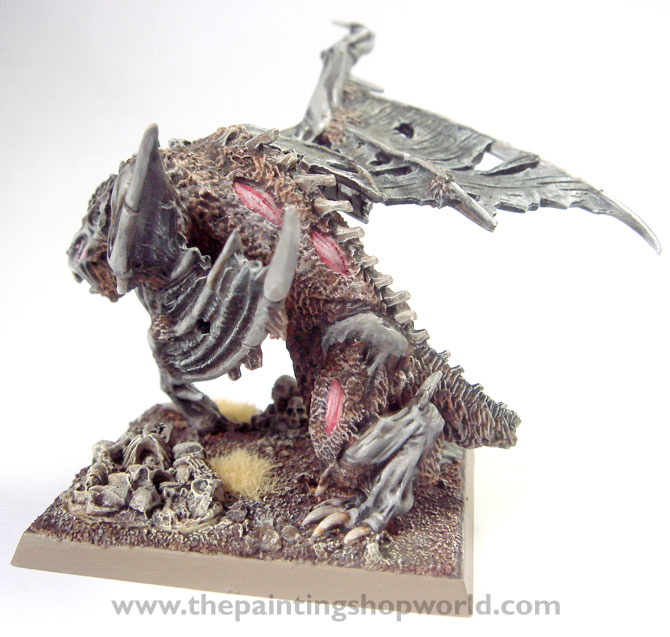 vampire counts varghulf