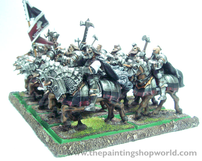 empire knights white wolves