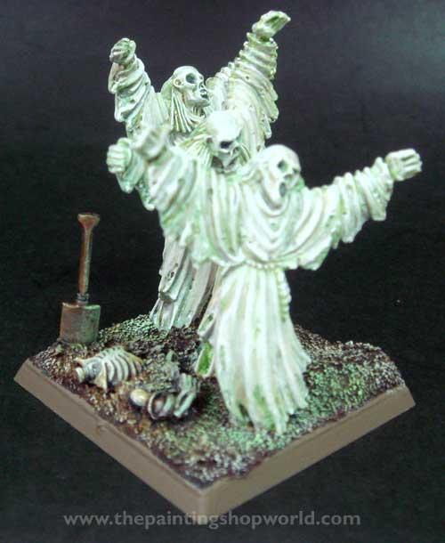 vampire counts spirit host