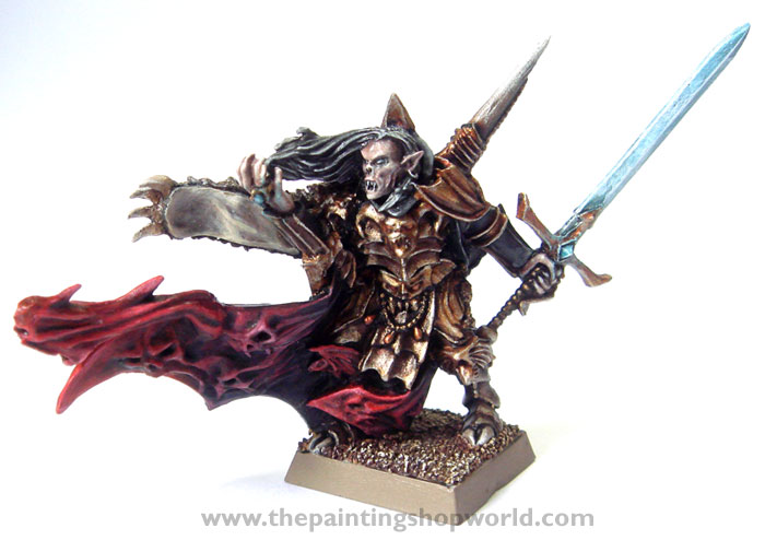 Vampire Counts Lord Vlad von Carstein