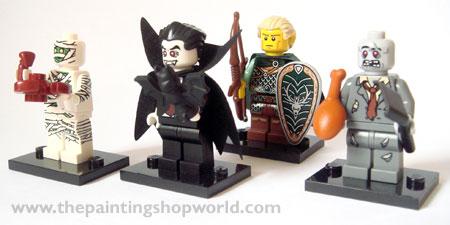 lego fantasy character