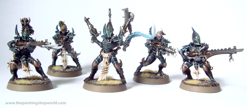 dark eldar kabalite warriors
