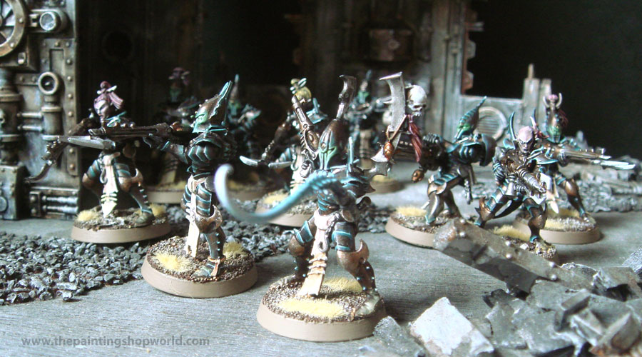 dark eldar kabalite warriors in Cities of Death