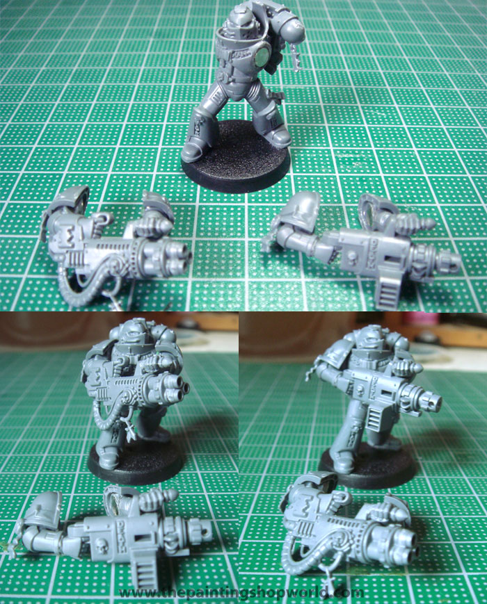 grey knight magnetization