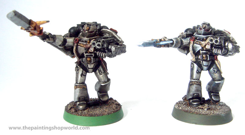 metal grey knights