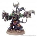 40k Orks Boss