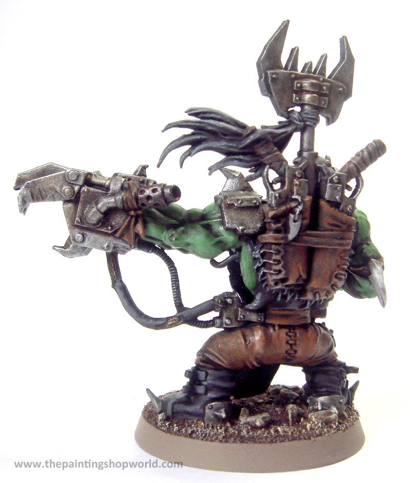 40k Orks Warboss