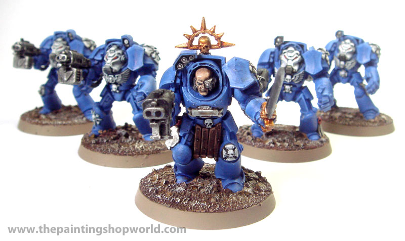 40k ultramarines terminators