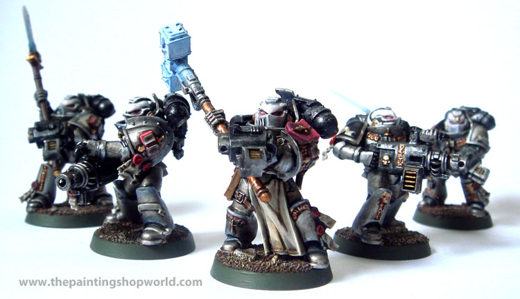 grey knights purifier
