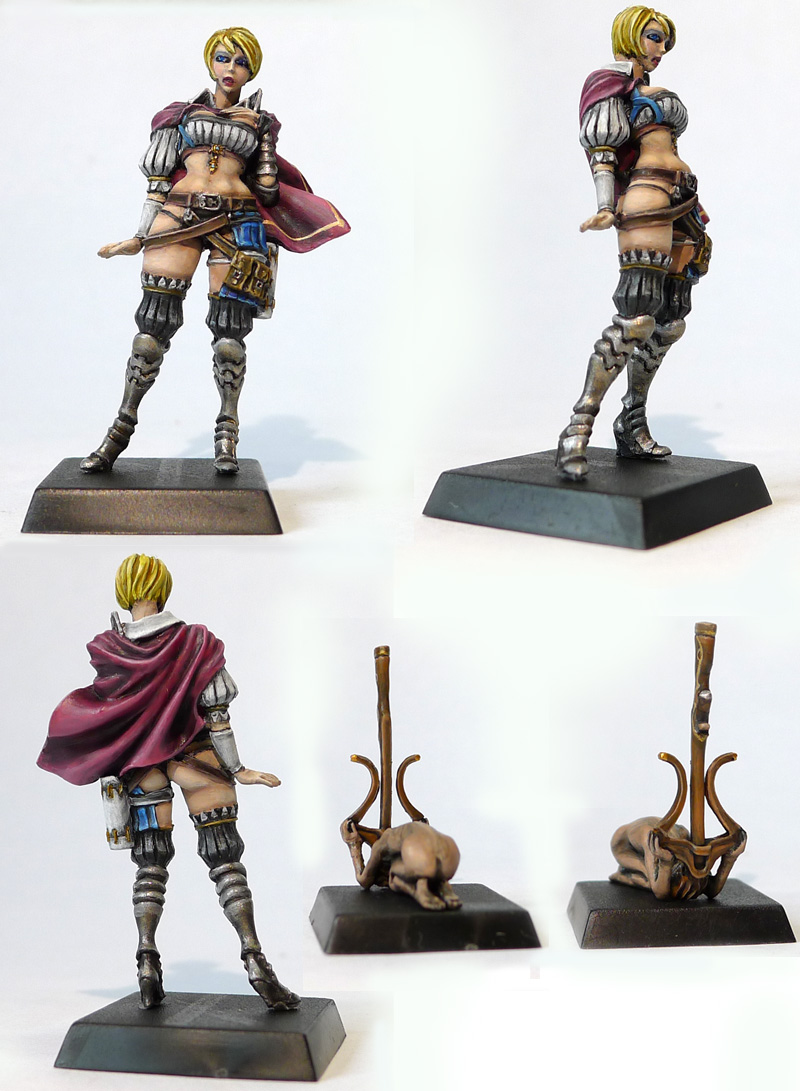 kingdom death great game hunter