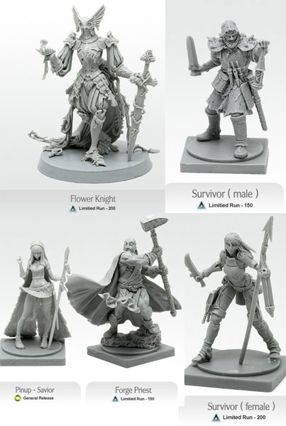 kingdom death new release