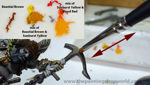 Miniature Painting and ModelingPart 11