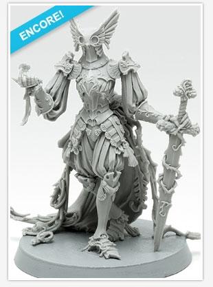 kingdom death flower knight