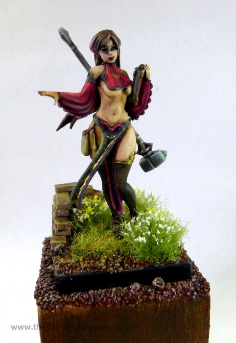 kingdom death preacher