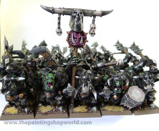 black orcs