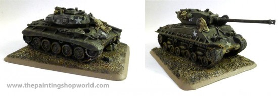 Flames of War US Objectives