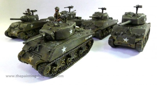 Flames of War Tank Company 1