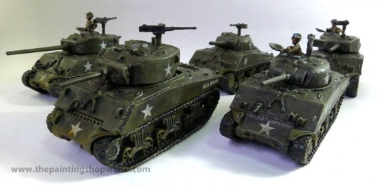 Flames of War Tank Company 2