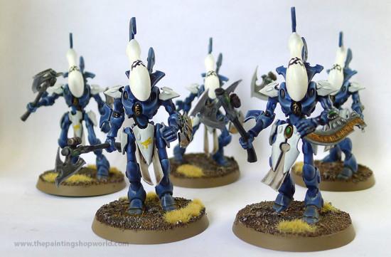 40k Eldar Wraithguards