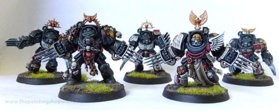 death company assault terminators