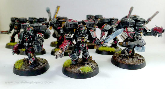 blood angel death company