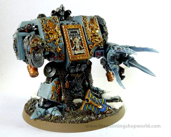 space wolves bjorn the fell handed