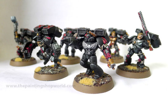 death company assault squad