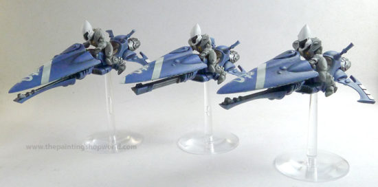 eldar windraiders